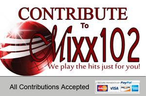 contribute To Mixx102