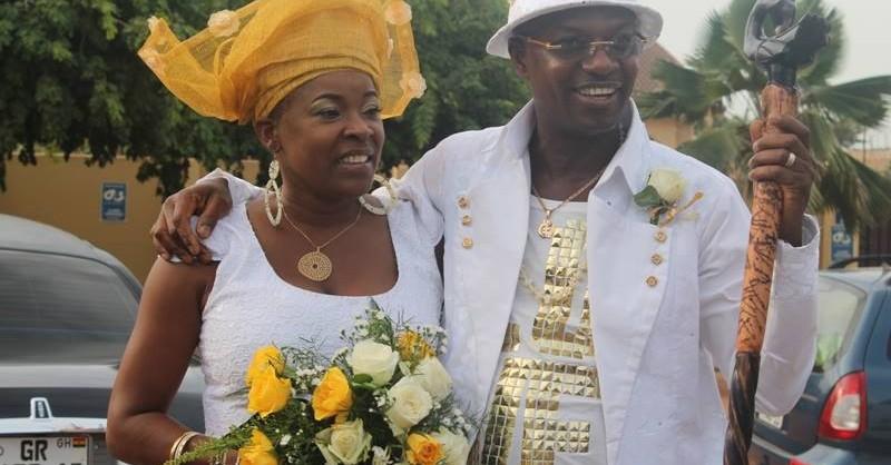 sharon marley prendergast marries ekow alabi savage in
