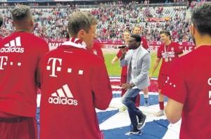 OMI-at-Bayern