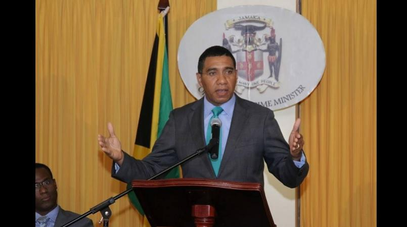 Holness warns parents against sexual grooming of minors
