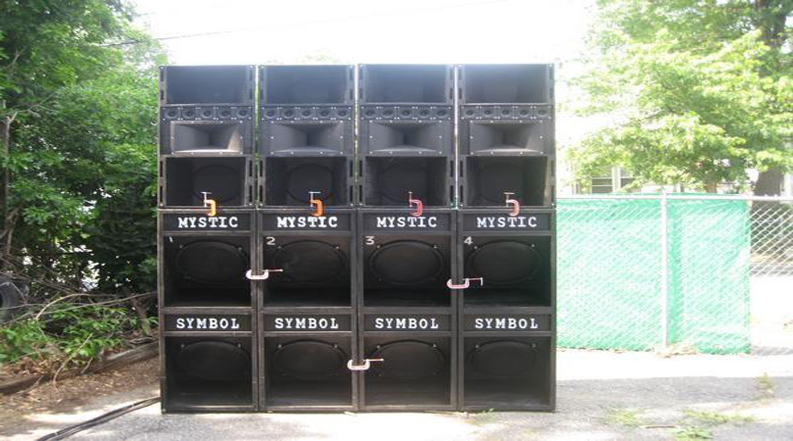 mystic symbol sound